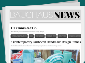 6 Contemporary Caribbean Handmade Design Brands