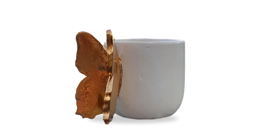 Papilio Butterfly Teacups