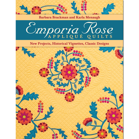 Emporia Rose Applique' Quilts