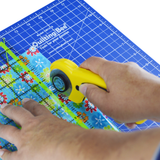 "Starter Kit: Rotary Cutter and 12""x18"" Cutting Mat"