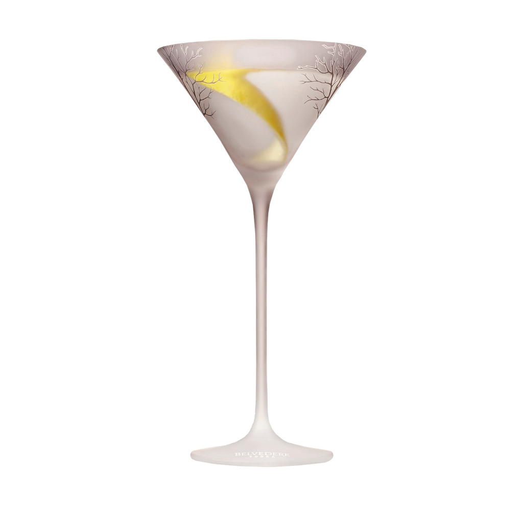 THE OFFICIAL BELVEDERE 007 MARTINI