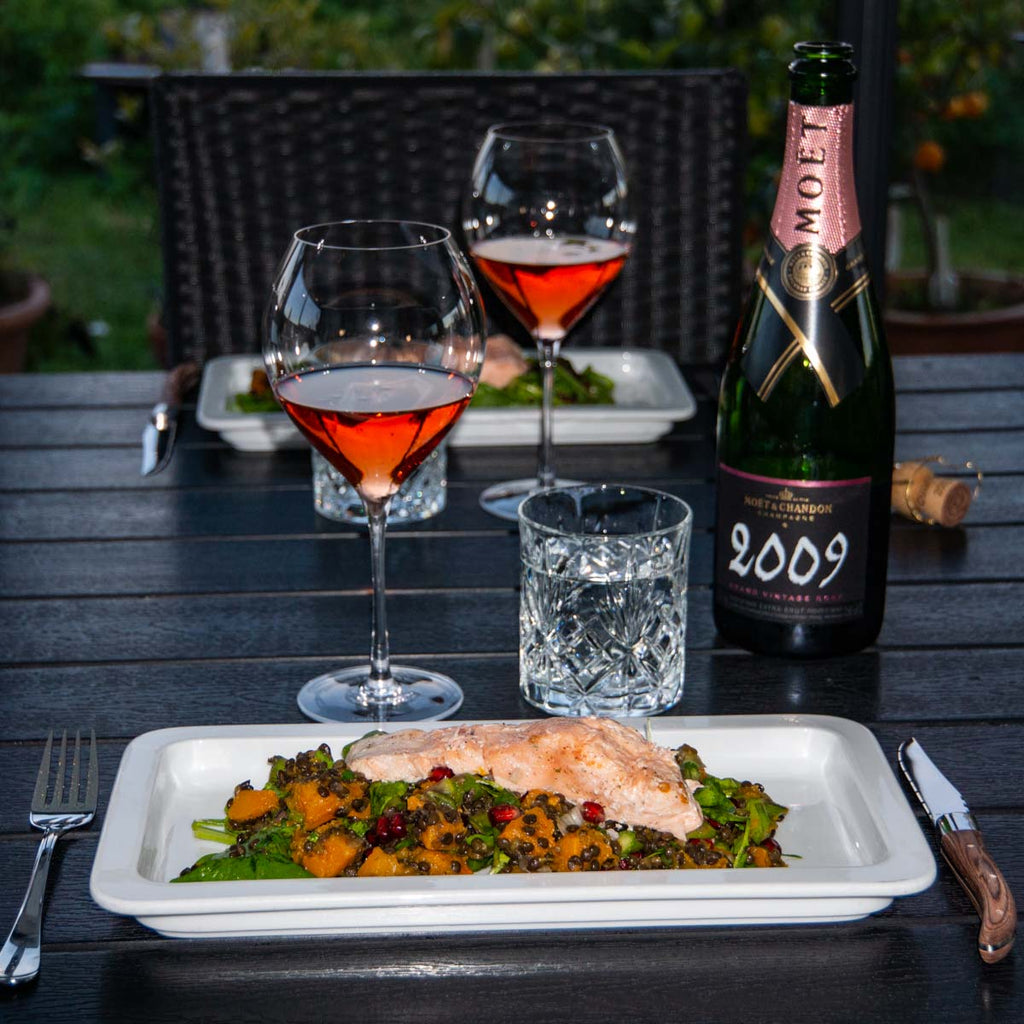 Moët & Chandon Grand Vintage Rosé 2009 (Hovedret)