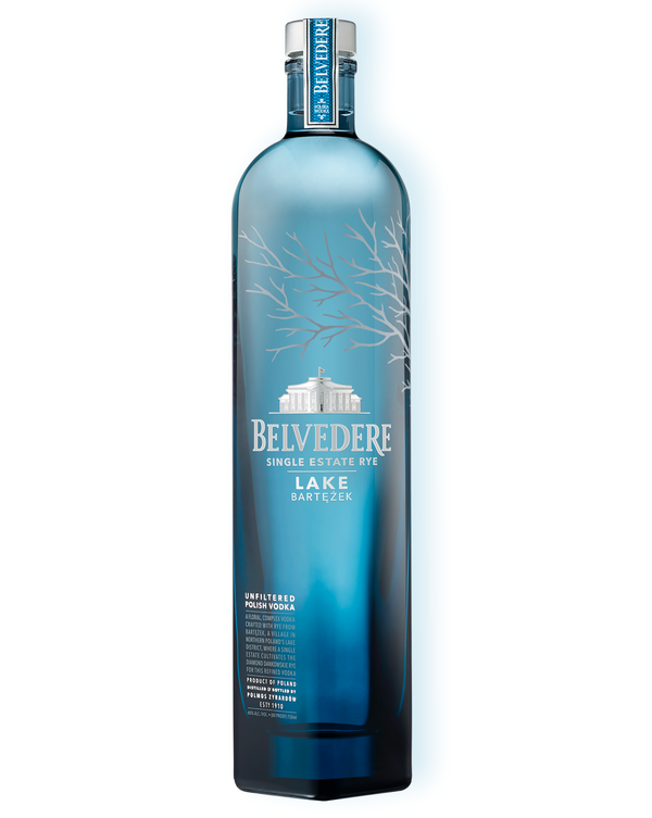 Single Estate Lake Bartężek Vodka 70 cl.