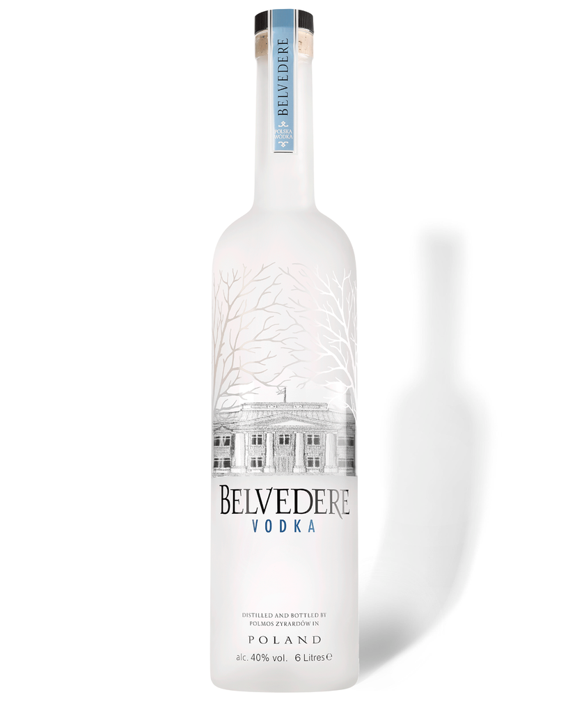 belvedere 6 liter vodka methusalem hurtig og sikker levering. Black Bedroom Furniture Sets. Home Design Ideas