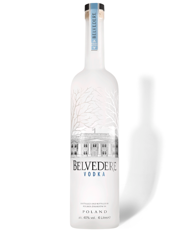 Belvedere Pure Vodka 6 Liter Methusalem