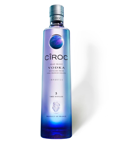Cîroc Vodka 3 Liter (Inkl. LED-lys)