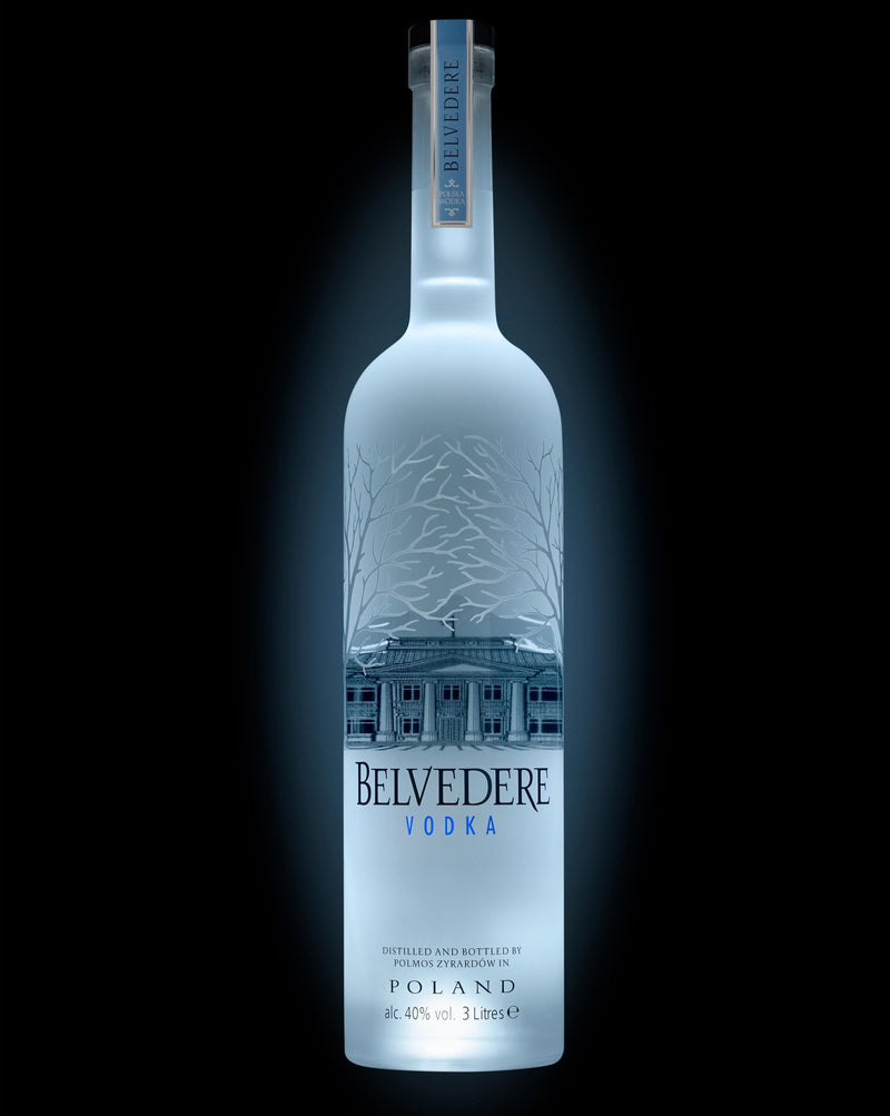 Pure Vodka Jeroboam 3 Liter