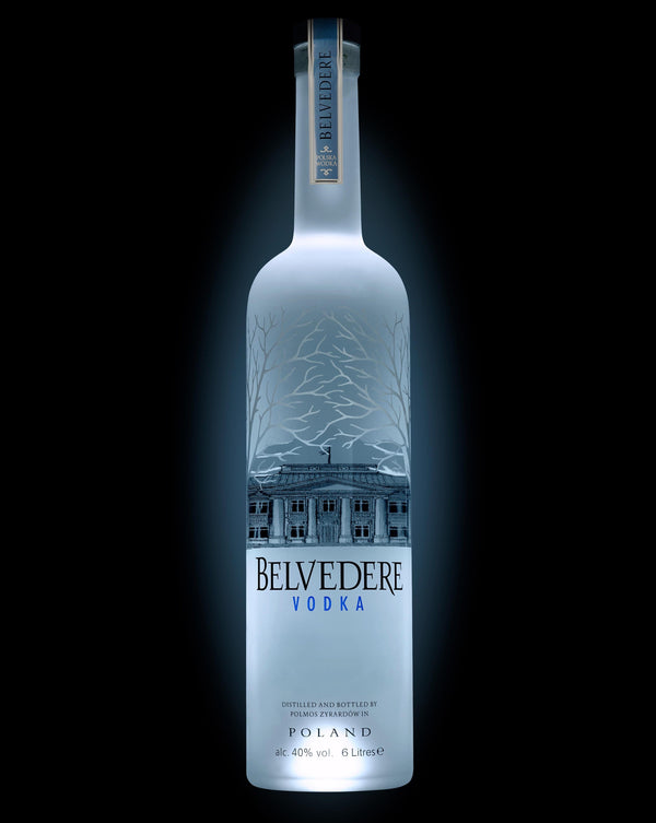 Pure Vodka 6 Liter Methusalem