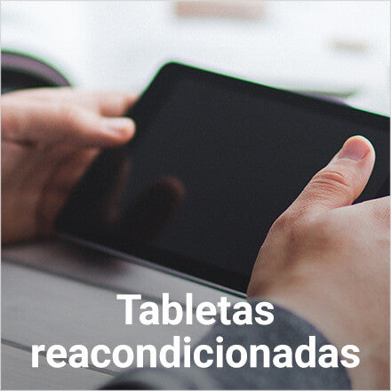 Tabletas reacondicionadas