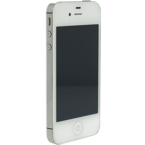 Apple iPhone 4s 32GB blanco libre - asgoodasnew.es - barato
