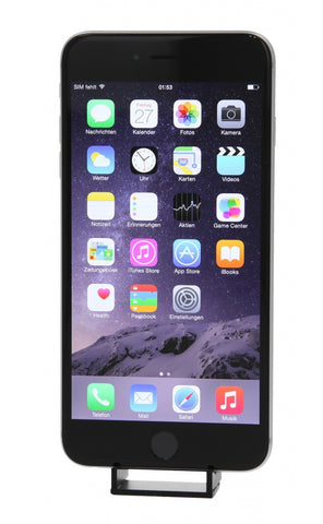 iPhone 6 Plus 128GB gris espacial - libre - asgoodasnew.es - barato