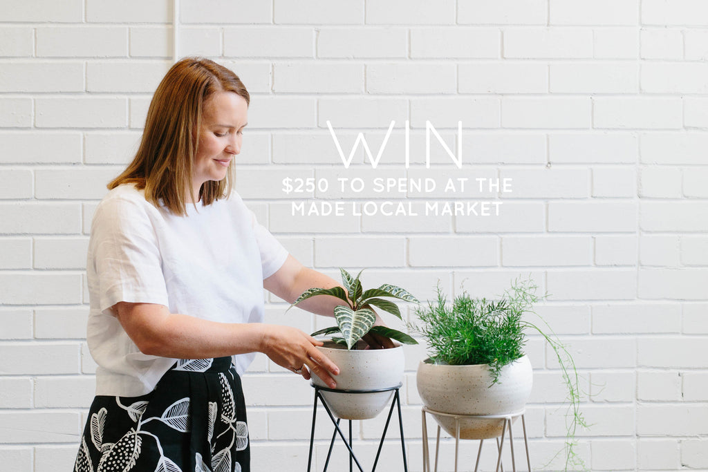 WIN: $250 to spend at the Made Local Market