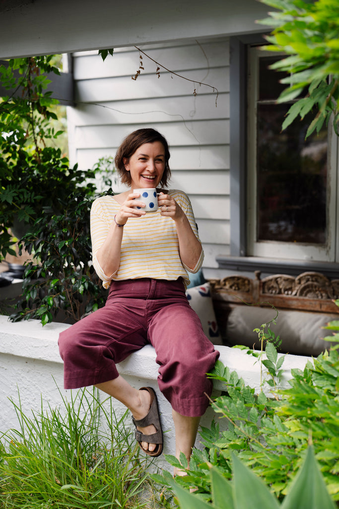At home with Sarah Bell
