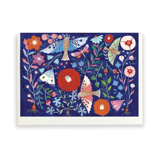 Greeting Card by Flora Waycott