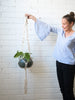 Make Your Own Macrame Hanger with Erin Oliver
