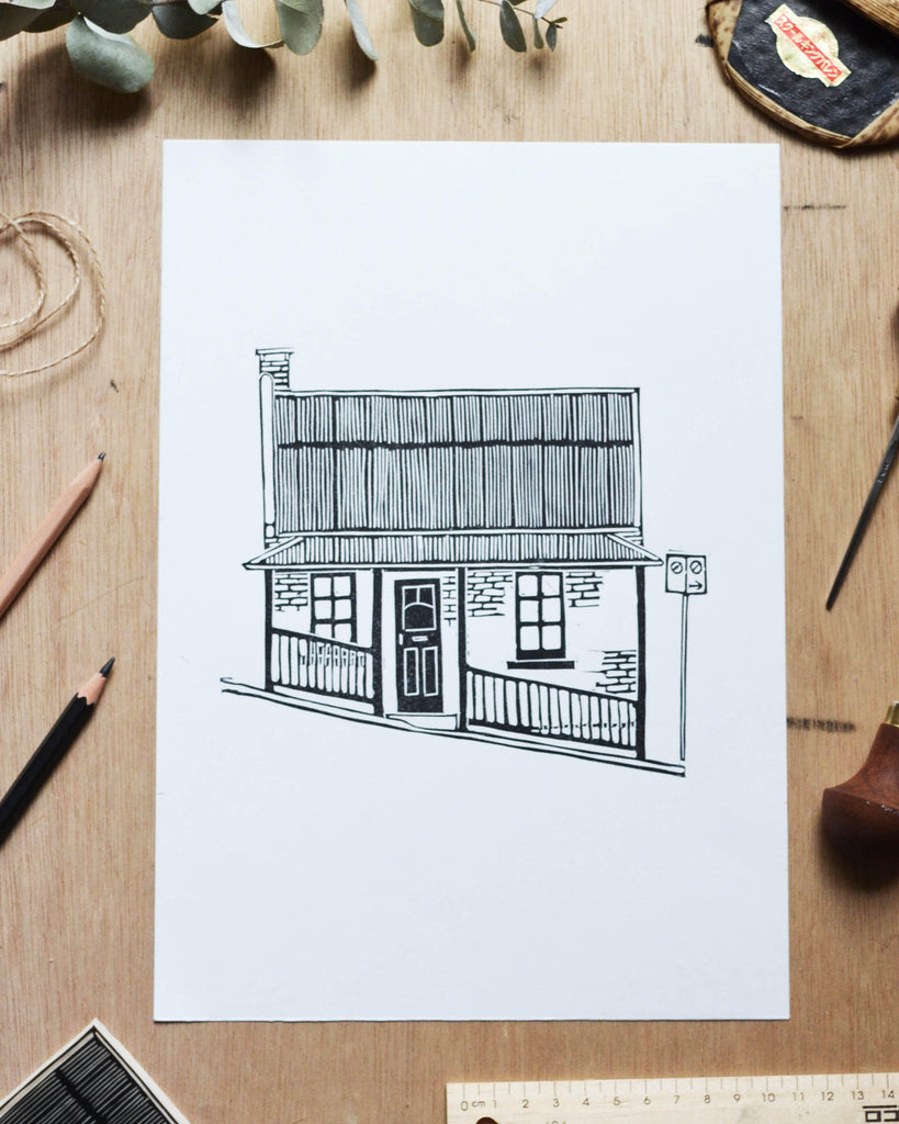 Print Your Own House With Hannah From Han Pan Prints