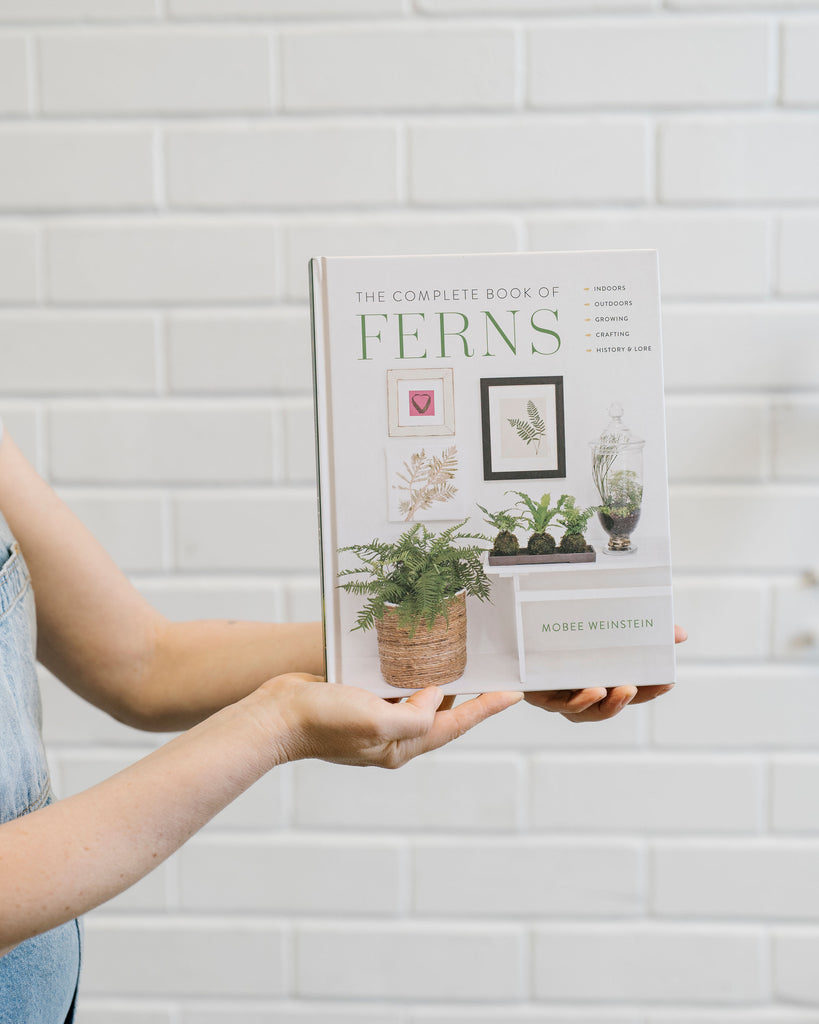 Complete Book of Ferns by Mobee Weinstein