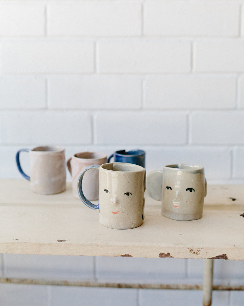 Make Your Own Ceramic Mugs with Sarana Haeata