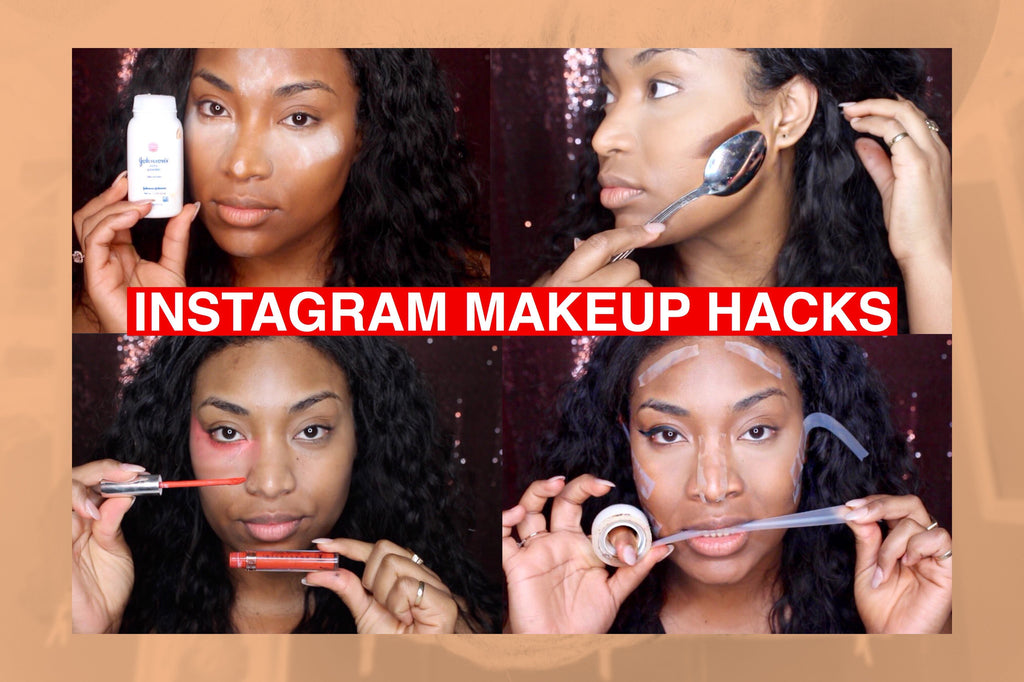 Instagram Makeup Hacks With IRISBEILIN