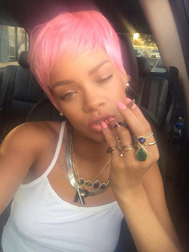 Rihanna's Most Influential Hair Styles!