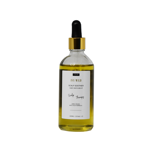 SCALP SOOTHER OIL