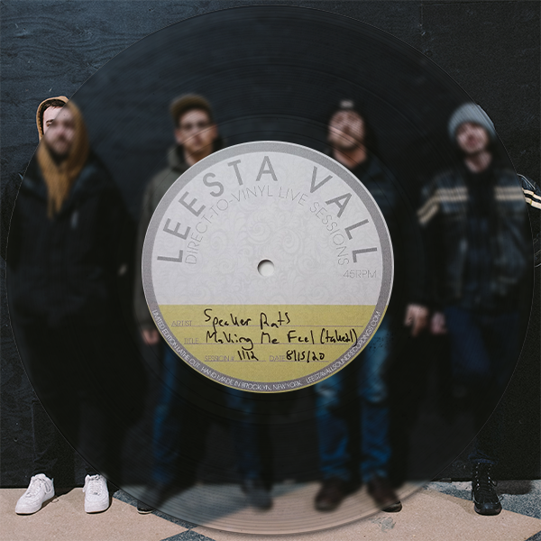 Direct-To-Vinyl Live Session #1112: Speaker Rats