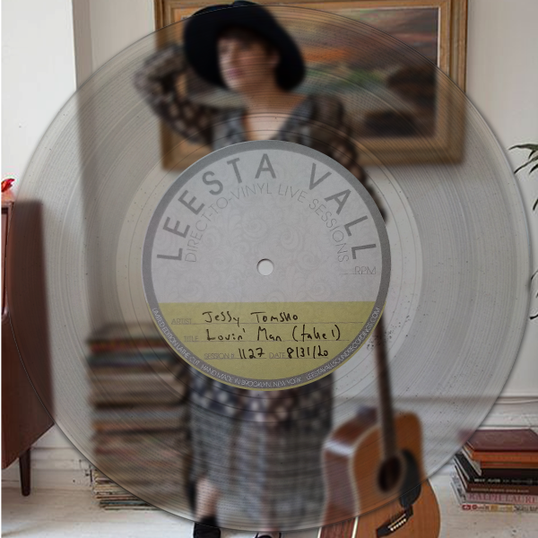 Direct-to-Vinyl Live Session #1127: Jessy Tomsko