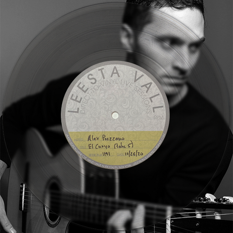 Direct-to-Vinyl Live Session #1191: Alex Prezzano