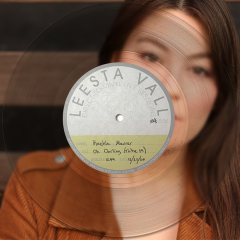 Direct-to-Vinyl Live Session #1249: Kaehla Maurer