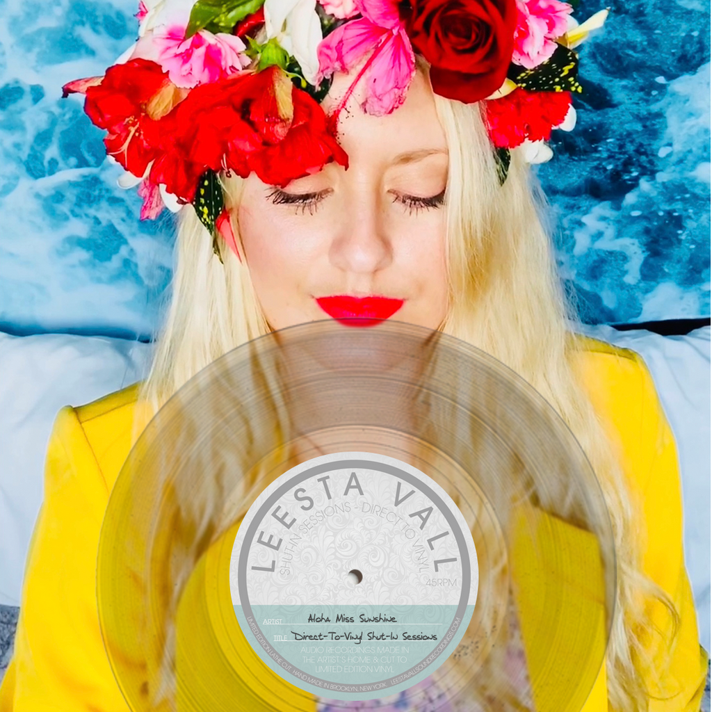 Direct-To-Vinyl Shut-In Session Preorder: Aloha Miss Sunshine