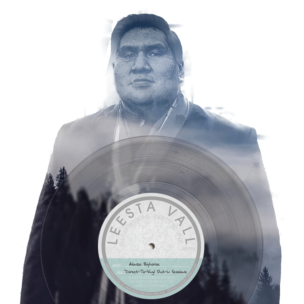 Direct-To-Vinyl Shut-In Session Preorder: Alonzo Bighorse