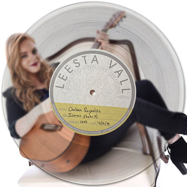 Direct-To-Vinyl Live Session #1003: Chelsea Reynolds