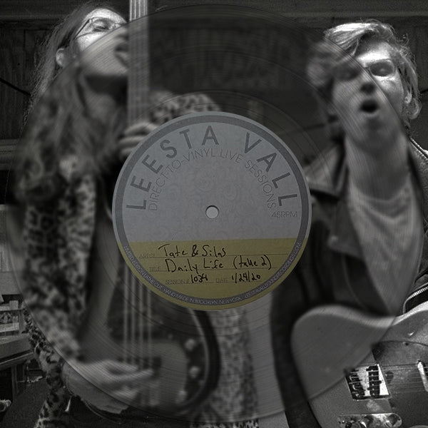 Direct-To-Vinyl Live Session #1034: Tate & Silas