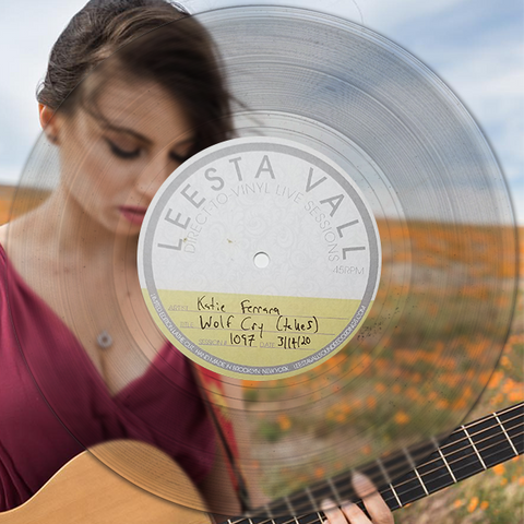 Direct-To-Vinyl Live Session #1097: Katie Ferrara