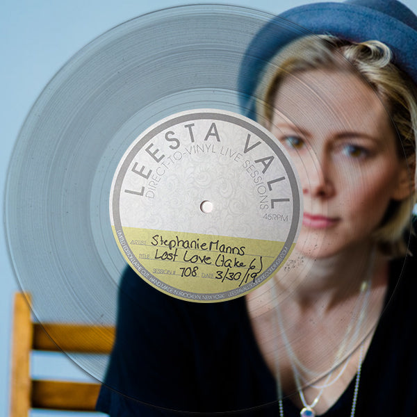 Direct-To-Vinyl Live Session #708: Stephanie Manns