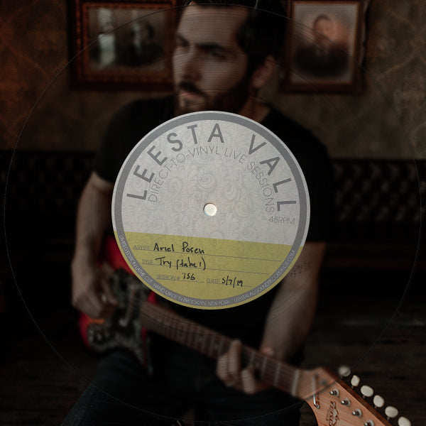 Direct-To-Vinyl Live Session #756: Ariel Posen
