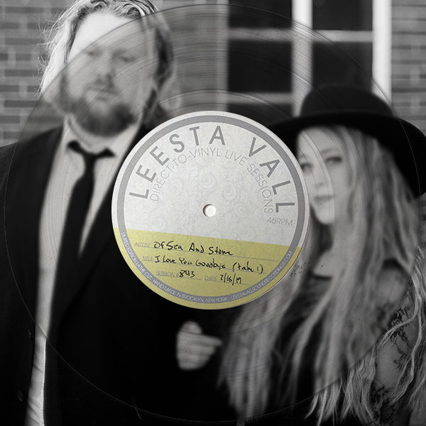 Direct-To-Vinyl Live Session #843: Of Sea and Stone