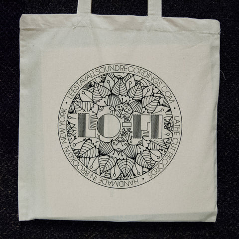 Canvas LO-FI Tote Bag