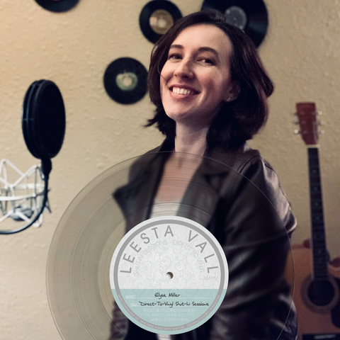 Direct-To-Vinyl Shut-In Session Preorder: Elyse Miller