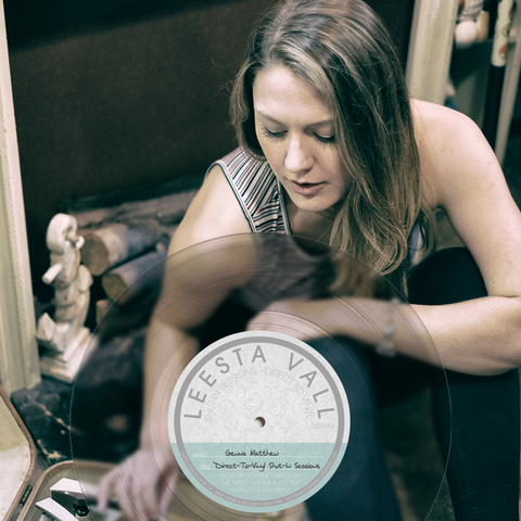Direct-To-Vinyl Shut-In Session Preorder: Genna Matthew