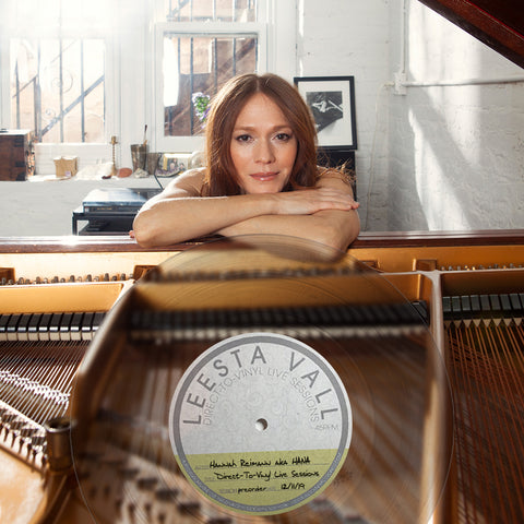 Direct-To-Vinyl Live Session #999:  Hannah Reimann aka HANA