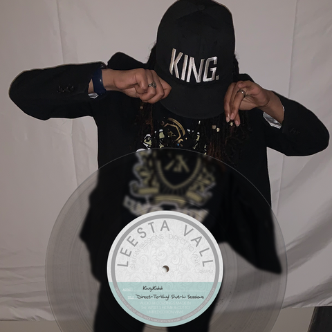 Direct-To-Vinyl Shut-In Session Preorder: King.Kidd