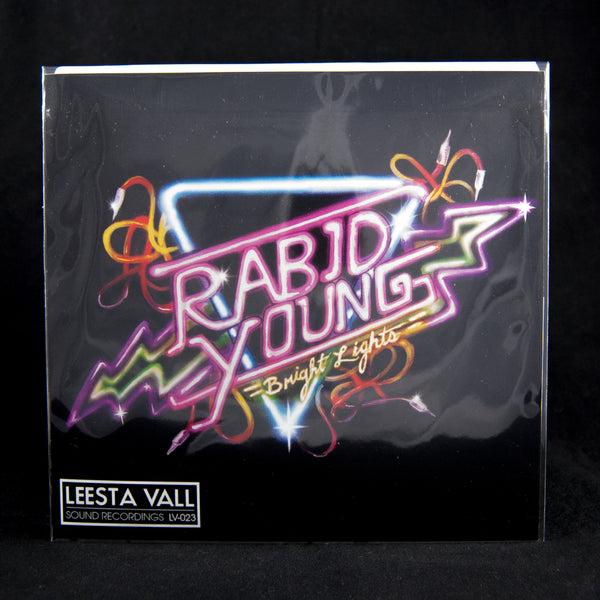 "Rabid Young Limited Edition 7"" Lathe Cut Record"
