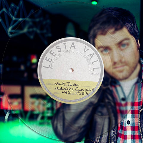 Direct-To-Vinyl Live Session #496: Matt Tarka