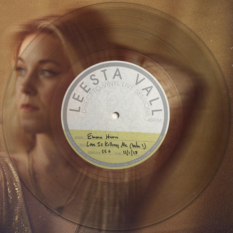 Direct-To-Vinyl Live Session #550: Emma Hern
