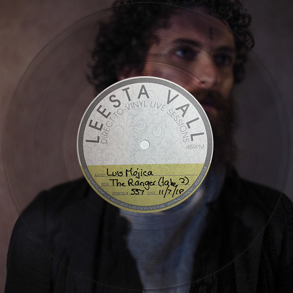 Direct-To-Vinyl Live Session #557: Luis Mojica
