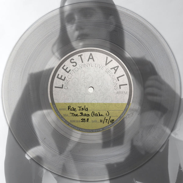 Direct-To-Vinyl Live Session #558: Rae Isla