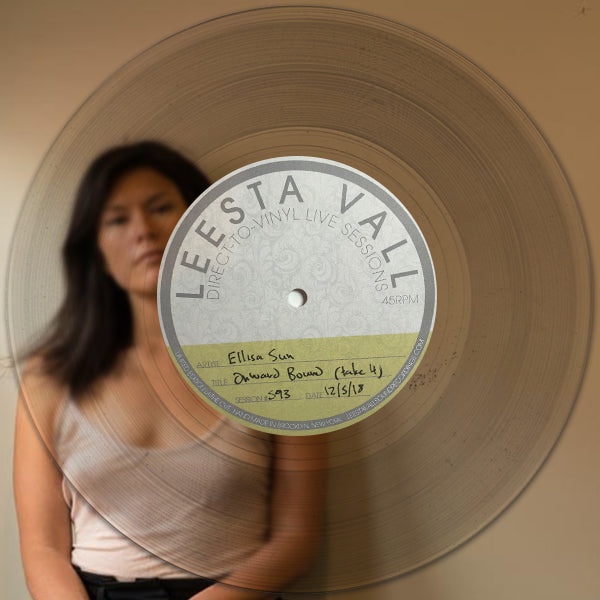 Direct-To-Vinyl Live Session #593: Ellisa Sun