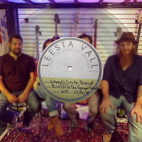 Direct-To-Vinyl Live Session #603: Sohayla Smith Band