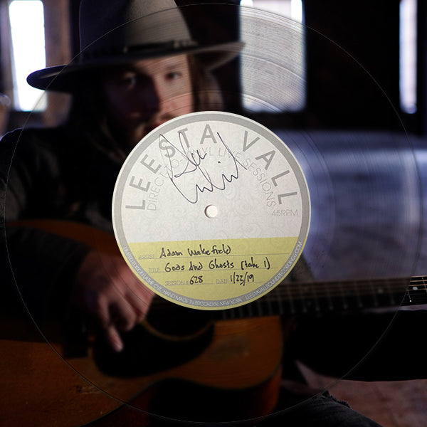 Direct-To-Vinyl Live Session #628: Adam Wakefield